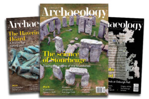 Current Archaeology